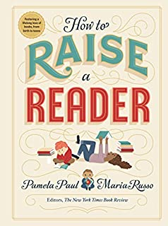 Book Cover: How to Raise a Reader