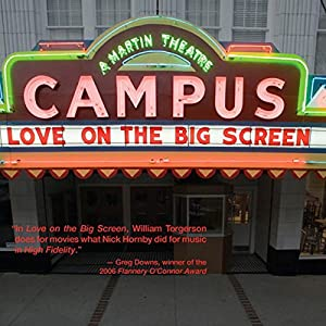 Love on the Big Screen Audiobook