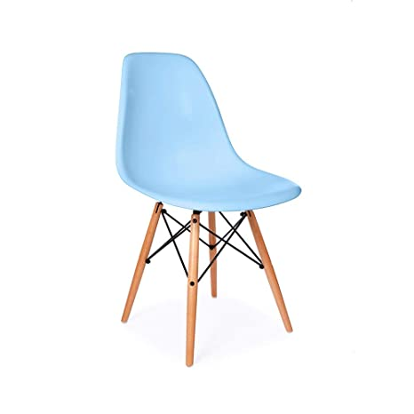 Fine Amazon Com Eames Replica Dsw Mid Century Modern Dining Pdpeps Interior Chair Design Pdpepsorg