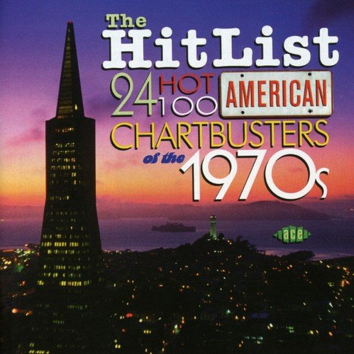 The Hit List: 24 Hot 100 American Chartbusters of the 1970s 1970 Collection