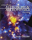img - for Introductory Astronomy and Astrophysics (Saunders Golden Sunburst Series) by Stephen A. Gregory (1997-08-21) book / textbook / text book