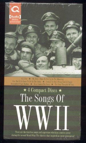 The Songs of WW2 * 4 Cd Box (Mercer Box)