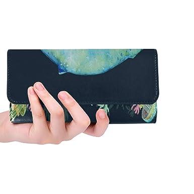 Amazon.com: Exclusiva tarjeta de acuarela personalizada con ...