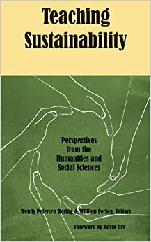 Book Teaching Sustainability: Perspectives from the Humanities and Social Sciences