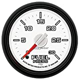 """Auto Meter 8560 Factory Match 2-1/16"""" 0-30 PSI Fuel Pressure for Dodge"""