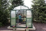 Grandio Elite 8×12 Greenhouse Kit – 10mm Twin-Wall Polycarbonate Review