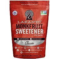 Lakanto Monkfruit 1:1 Sugar Substitute   3 Ib NON GMO (Classic White)