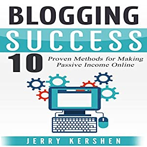 Blogging Success Audiobook