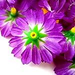 100-silk-violet-gerbera-daisy-flower-heads-gerber-daisies-175-artificial-flowers-heads-fabric-floral-supplies-wholesale-lot-for-wedding-flowers-accessories-make-bridal-hair-clips-headbands-dress
