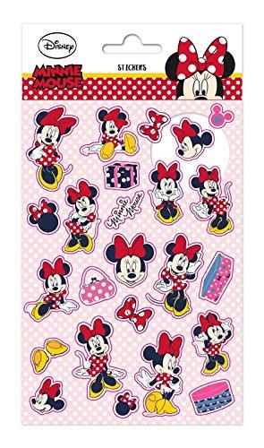 Grupo Erik Editores ESS008 Set pegatinas Disney Minnie 11 x 20 cm