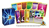 100 Pokemon Energy Cards Includes 90 Basic Energy Cards, 5 Holo Energy Cards, 5 Special Non-Basic Energy Cards! Includes Golden Groundhog Storage Box!