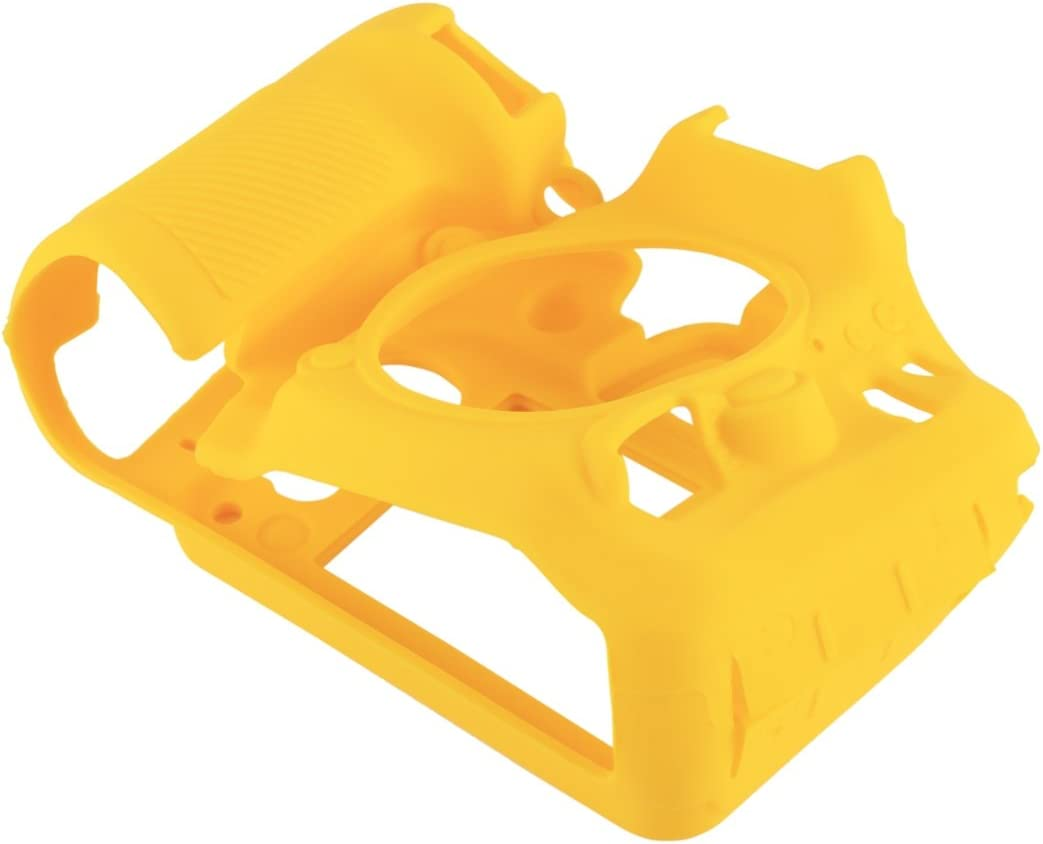 Soft Silicone Protective Case for Nikon D7200 //D7100 Durable Color : Yellow