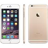 Apple iPhone 6 Plus, GSM Unlocked, 64GB - Gold (Certified Refurbished)