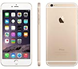 (US) Apple iPhone 6 Plus, GSM Unlocked, 64GB - Gold (Certified Refurbished)