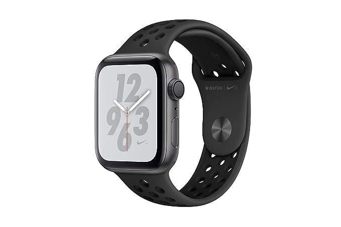 Amazon.com: Apple Watch Series 4 (solo GPS) carcasa de ...