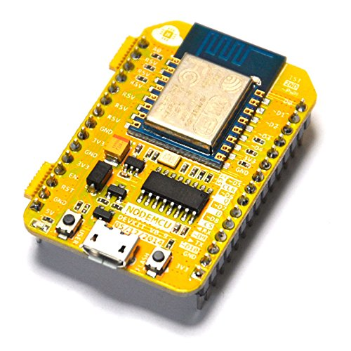 Gikfun ESP-12 Lua Nodemcu WIFI Network Development Board Based ESP8266 Ek1659 (Esp8266 Lua Nodemcu Wifi Network Development Board)