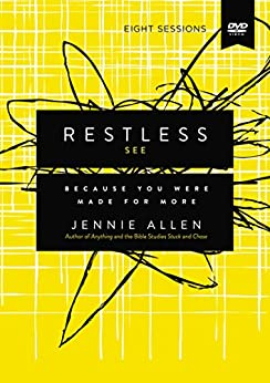 Restless: Because You Were Made for More by [Allen, Jennie]