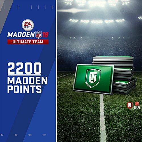 Madden Nfl 18  2200 Mut Points   Ps4  Digital Code