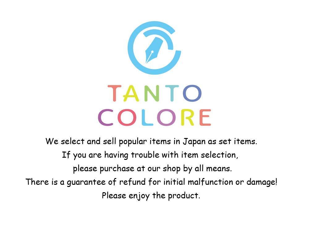 Zebra Mildliner 20 Colors Ver.2, Mild & Fluorescent, Deep & Warm, Cool & Refined, Friendly, T.Colore Original Sticky Notes, Value Set by TANTO COLORE (Image #2)