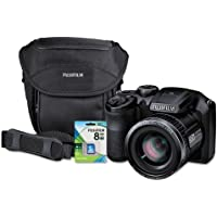 Fuji FinePix S4800 Digital Camera Bundle, 16MP (FUJ600012713) Category: Standard Digital Cameras