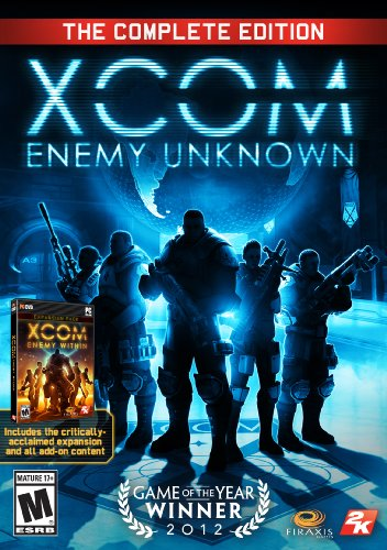 XCOM Enemy Unknown: The Complete Edition [Online Game Code] (Xcom Enemy Unknown Best Weapons)
