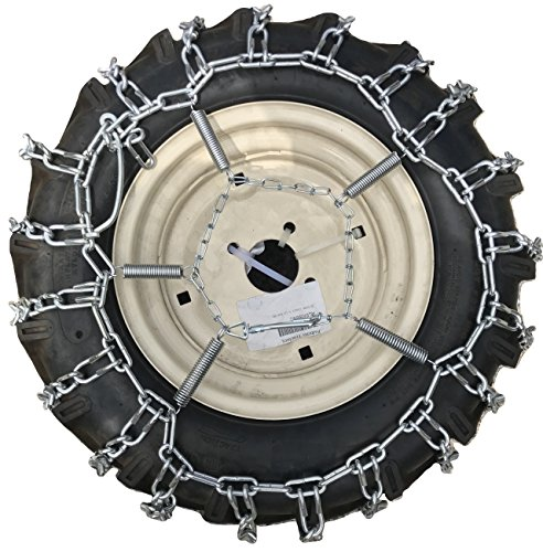 TireChain.com Tire Chains ATV Snow Blower, and Garden Tractor (fits 14 inch Rims and Smaller) Spring Adjusters, Priced per Pair