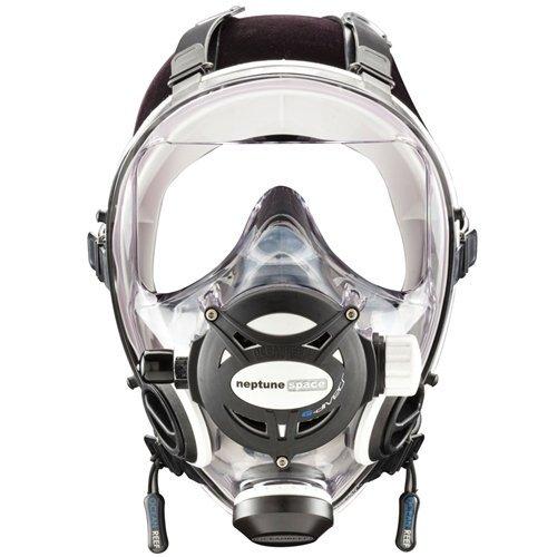 Ocean Reef Diving - Ocean Reef Diving Mask Neptune Space G.divers OR025011 White M/L Medium/Large