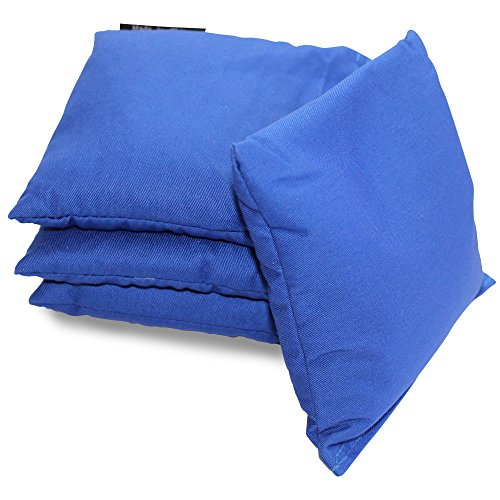 (Driveway Games All Weather Corntoss Bean Bags Royal Blue)