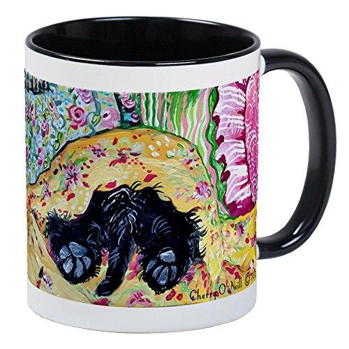 CafePress - Off Duty Scottish Terrier Mug Mugs - Unique Coffee Mug, Coffee Cup