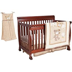 Crib Bedding Set Bear