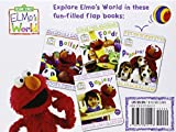 Elmos World First Flap-Book Library