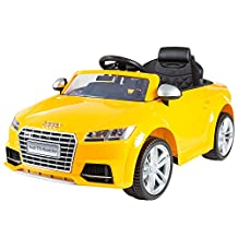 Lil' Rider 80-YY8006 Audi TTS Roadster 6V Battery-Powered Ride-on Car by