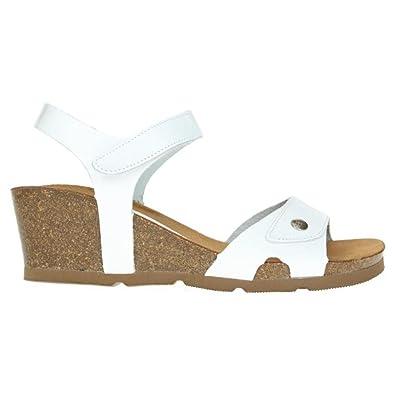 69c9adde7 Yokono Women s Thong Sandals White Size  3.5  Amazon.co.uk  Shoes   Bags
