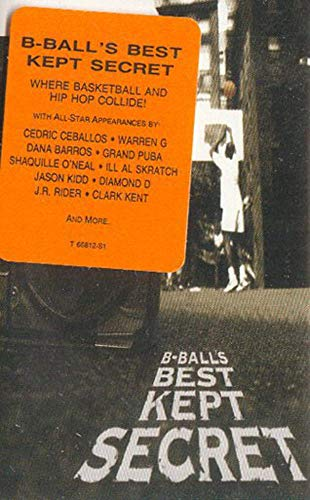 B-Ball's Best Kept Secret -7398 Cassette Tape (Bballs Best Kept Secret)