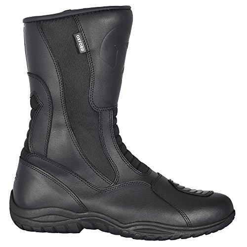 Oxford Tracker Boots (BLACK) by Oxford
