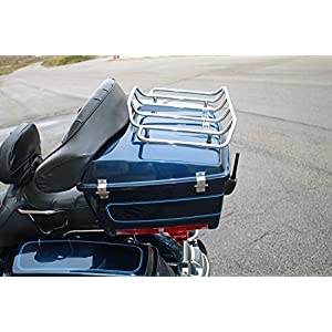 "MADE IN USA - 4"" SHORT Black Aluminum Antenna works with Harley Davidson Street Glide (1989-2018) - 1 PACK"