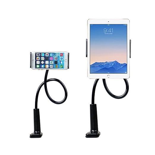14 opinioni per Supporto per Cellulari e Tablet, Enllonish Flessibile e Regolabile Collo Oca
