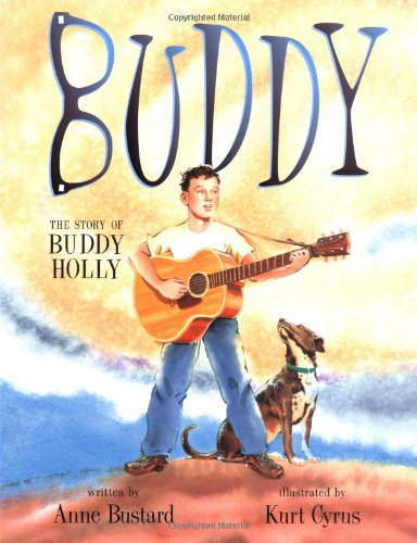 Buddy: The Story of Buddy Holly by Brand: Simon n Schuster/Paula Wiseman Books