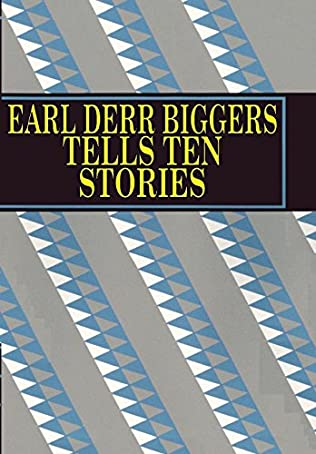book cover of Earl Derr Biggers Tells Ten Stories