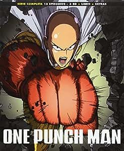 One Punch Man Temporada 1 Ep. 1 A 12. Blu-Ray Edición Coleccionistas [Blu-ray]