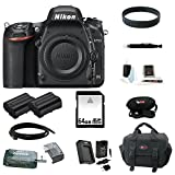 Nikon D750 FX-format Digital SLR Camera (Body Only) with 64 GB Deluxe Accessory Bundle Review