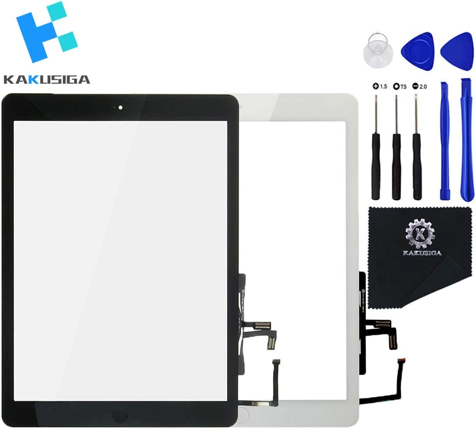 Front Panel Black Touch Screen Glass Digitizer Replacement for iPad Mini NEW