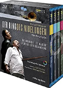 Wagner: Der Ring des Nibelungen (The Ring Cycle) [Blu-ray] [Import]