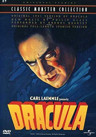 Amazon com: Dracula (Universal Studios Classic Monster Collection