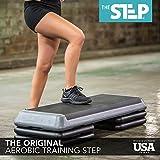 The Step Original Aerobic Platform for Total Body