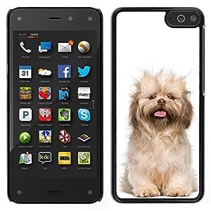 Stuss Case / Funda Carcasa protectora - Norfolk Terrier Puppy Glen Of Imaal Dog - Amazon Fire Phone