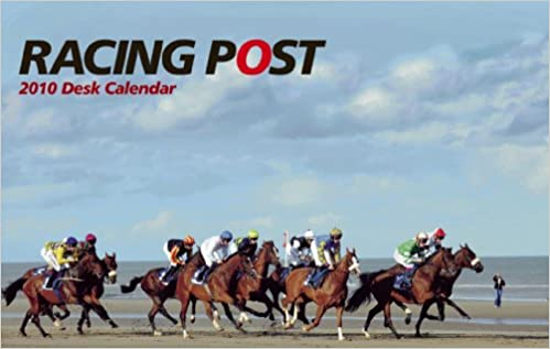 """Racing Post"" Desk Calendar 2010"