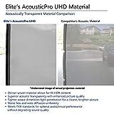 Elite Screens Saker Tab-Tension AcousticPro UHD