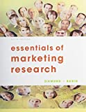 Essentials of Marketing Research, Zikmund, William G. and Babin, Barry J., 1285752031