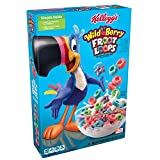 Froot Loops Breakfast Cereal, Wild Berry, 10.1 oz Box(Pack of 16)